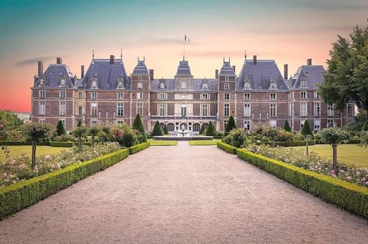 Chateau d eu
